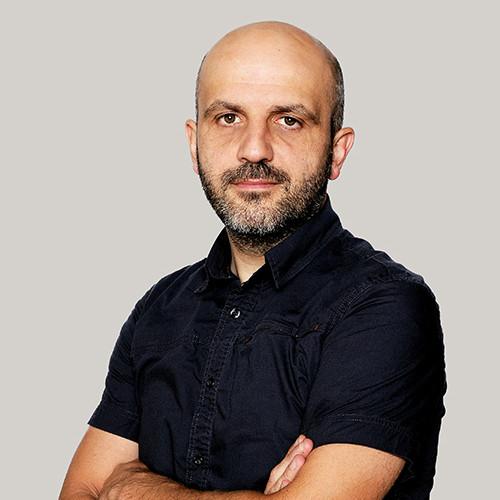 Sébastien Hue, M.Sc. : Directeur, Recherche et technologies