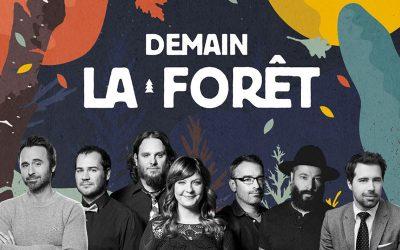Gala Demain la forêt présenté par Viridis a Capitole de Québec – 6 juin 2019