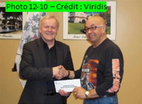 VIRIDIS-SANEXEN-SERRO appuie trois nouveaux projets