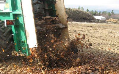Le Fonds vert CMI appui une initiative de développement d'une approche novatrice pour le recyclage des feuilles mortes issues du secteur municipal