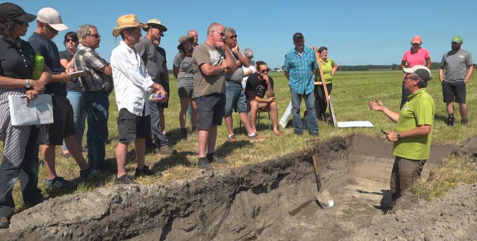 Et si, pour assurer la qualité de l'eau, il suffisait de soigner le sol?