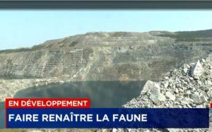 La mine de Black Lake
