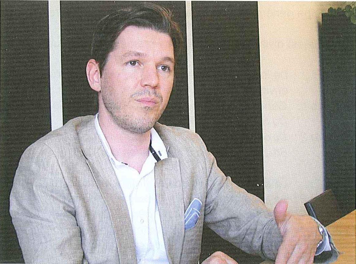 Entrevue avec Simon Naylor, vice président et fondateur de Viridis environnement