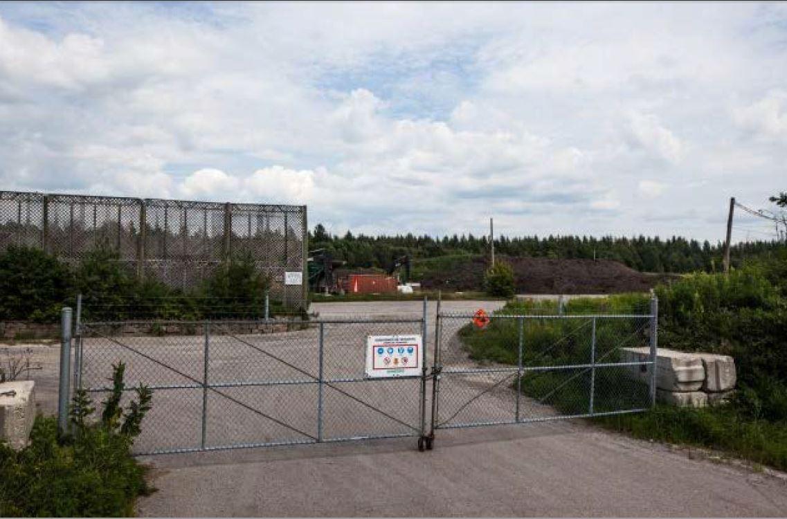 Fin des travaux de Viridis sur le site de compostage malodorant Saint-Luc-de-Vincennes