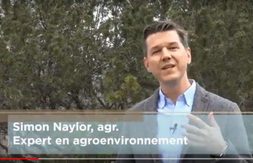 L'agronome Simon Naylor nous parle des matières résiduelles fertilisantes (MRF), une voie d'avenir en agroenvironnement