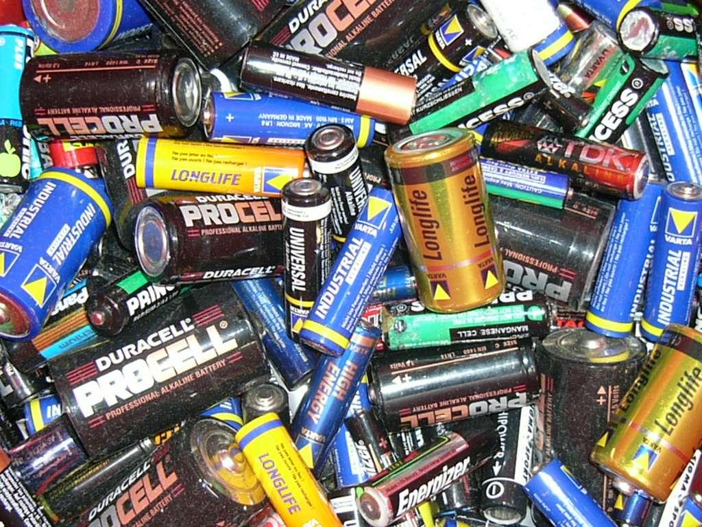 Viridis participe au programme de recyclage de piles AppelàRecycler
