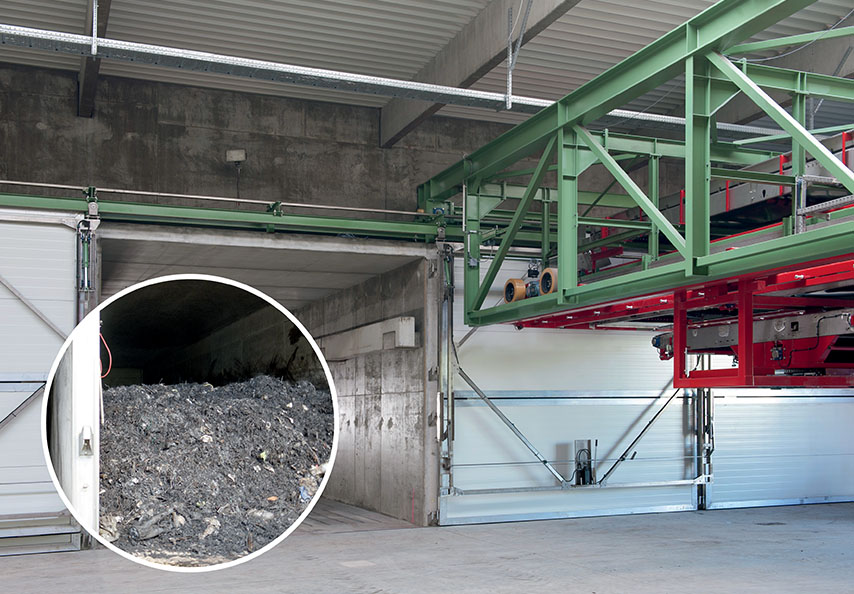 Typiquement, la capacité de traitement est de 25 à 100 000 tonnes métriques de ROTS par an par site. Un compost de catégorie A peut aussi être produit selon les exigences du client