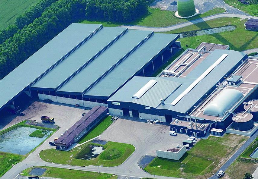 L'usine de biométhanisation des résidus organiques triés à la source proposée par Viridis et Énergère est basée sur une technologie allemande, robuste, économique et éprouvée avec plus de 50 sites en activité dans le monde.