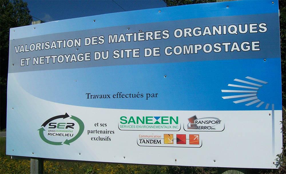 Compostage Mauricie : le nettoyage sera complété au cours de l'été