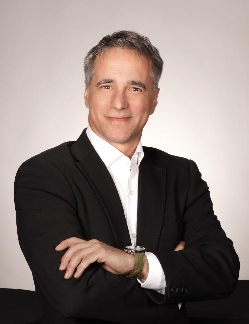 François Léveillé - Directeur développement et commercialisation